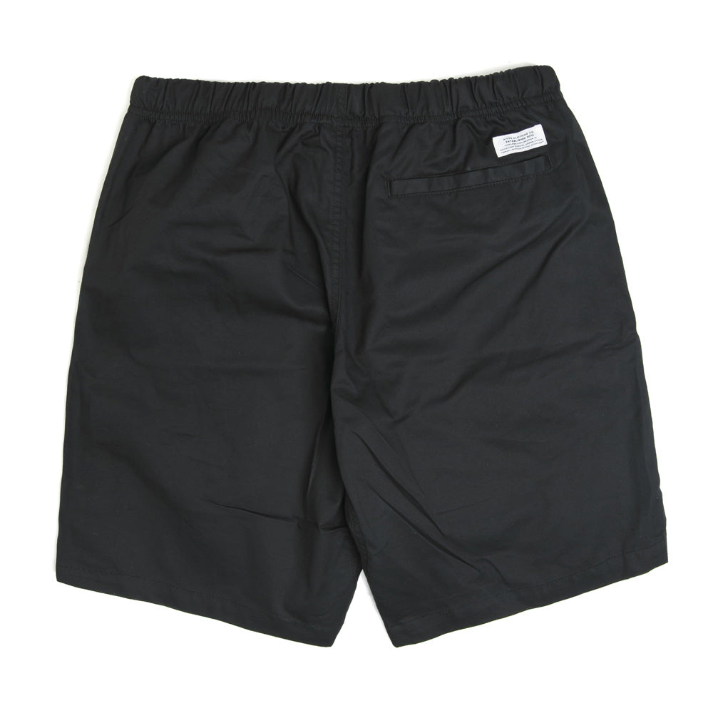 Men's Clip Buckle Shorts | Black