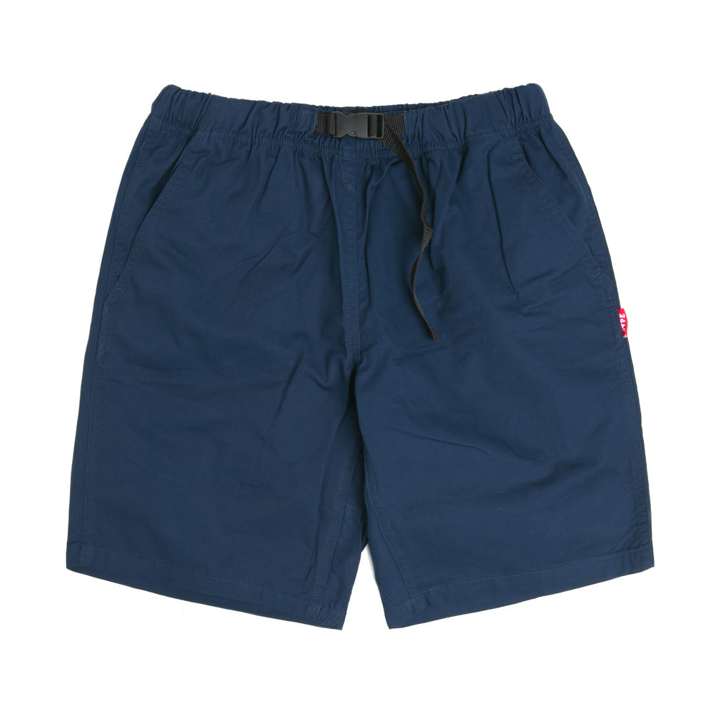 Men's Clip Buckle Shorts | Navy