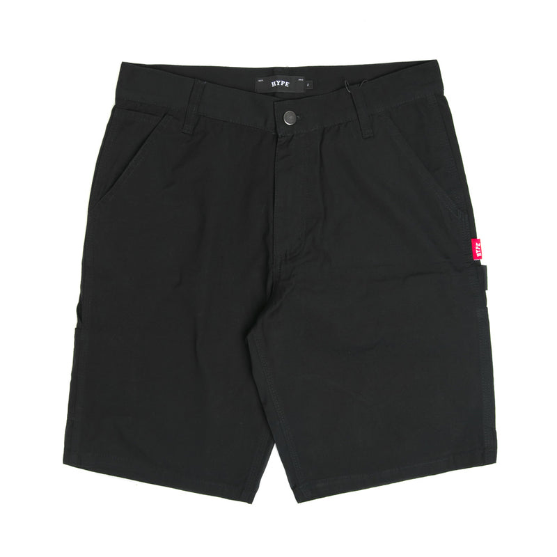 Basic Work Shorts | Black