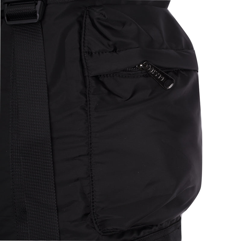 Capsule Military Backpack | Black