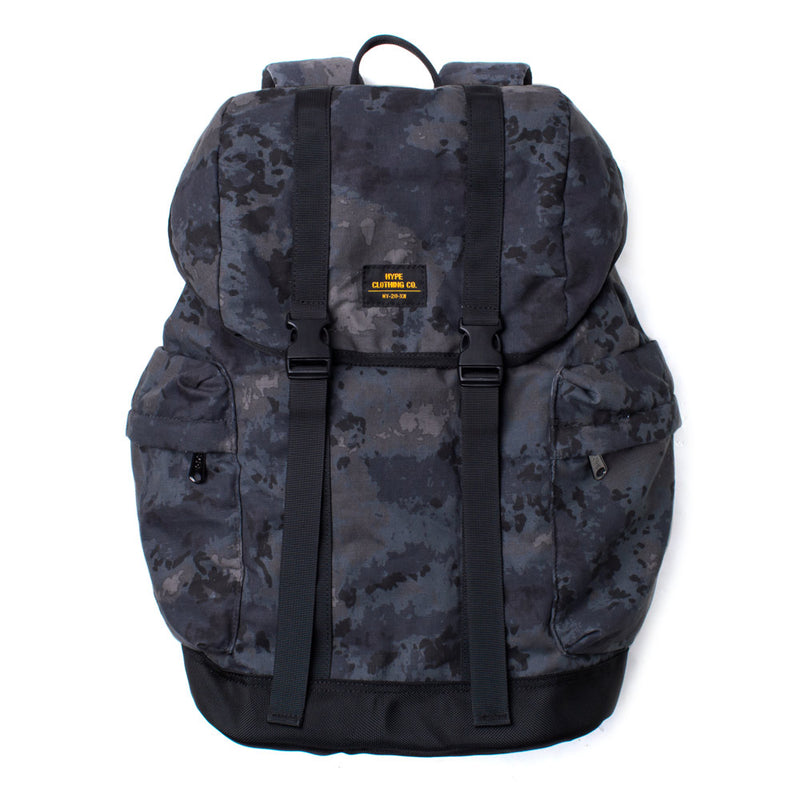 Capsule Military Backpack | Camo