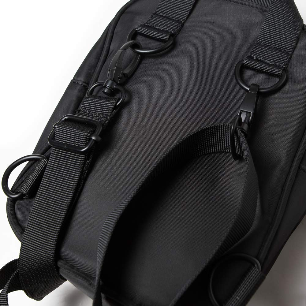 Multifunction Mini Backpack | Black