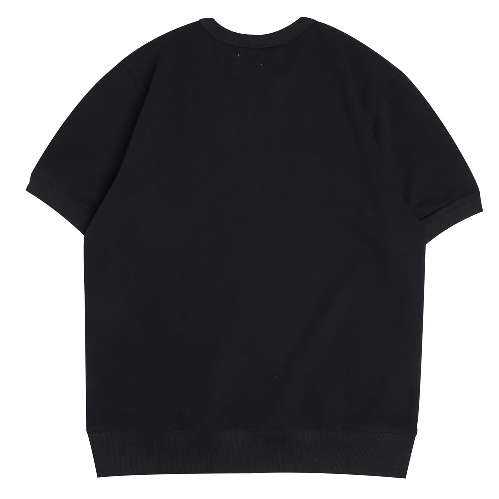 Seasonal Amery Crewneck Tee | Black