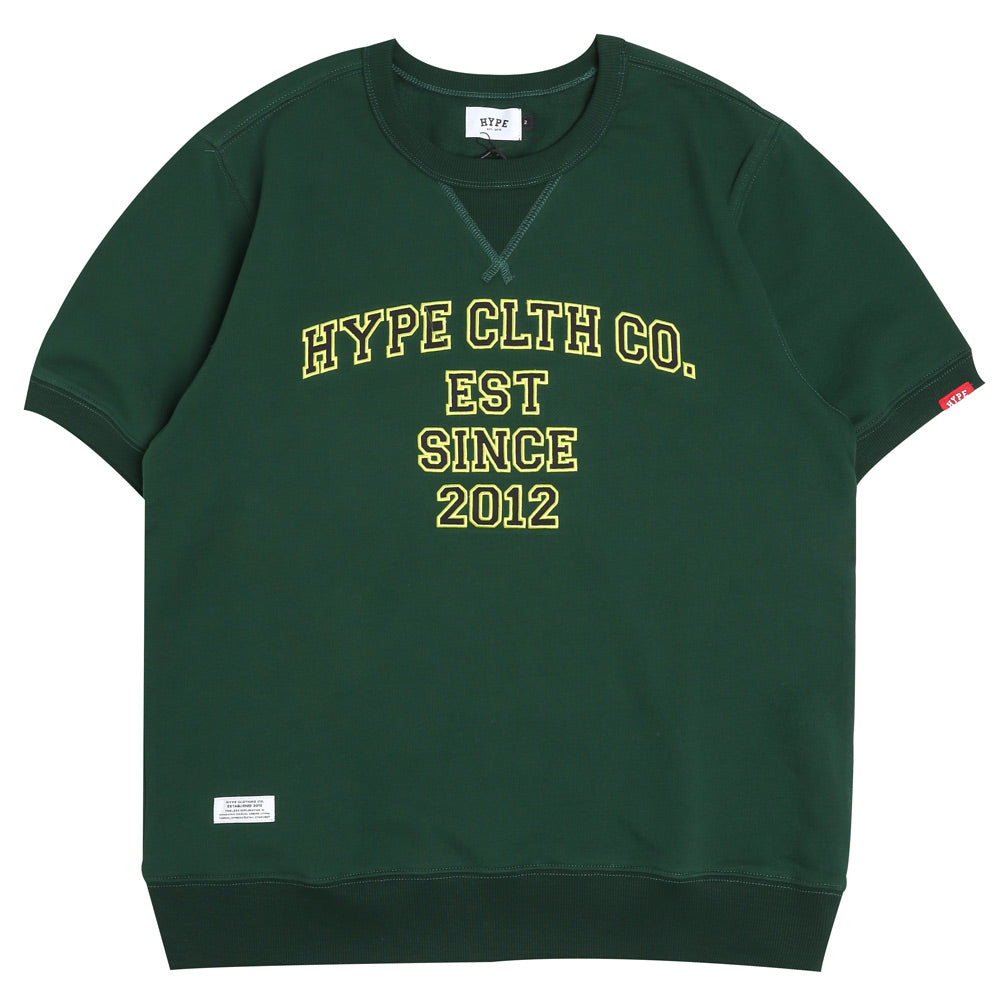 Seasonal Amery Crewneck Tee | Green