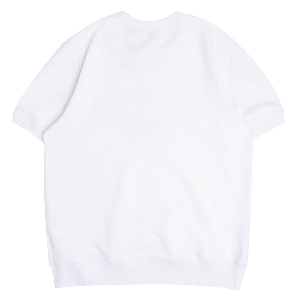 Seasonal Amery Crewneck Tee | White