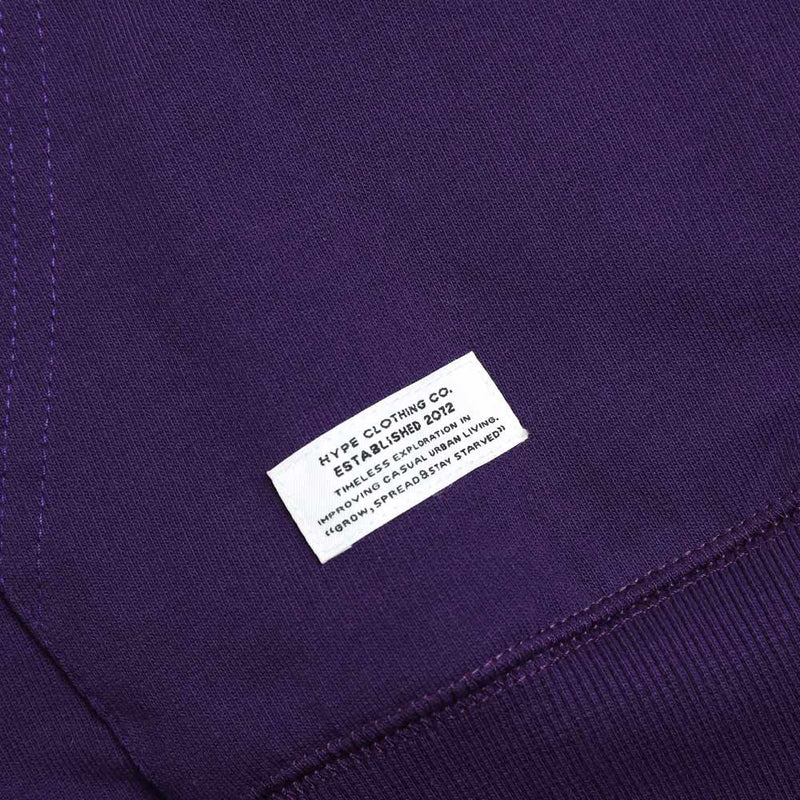 Seasonal Amery Pullover Hoodie | Purple