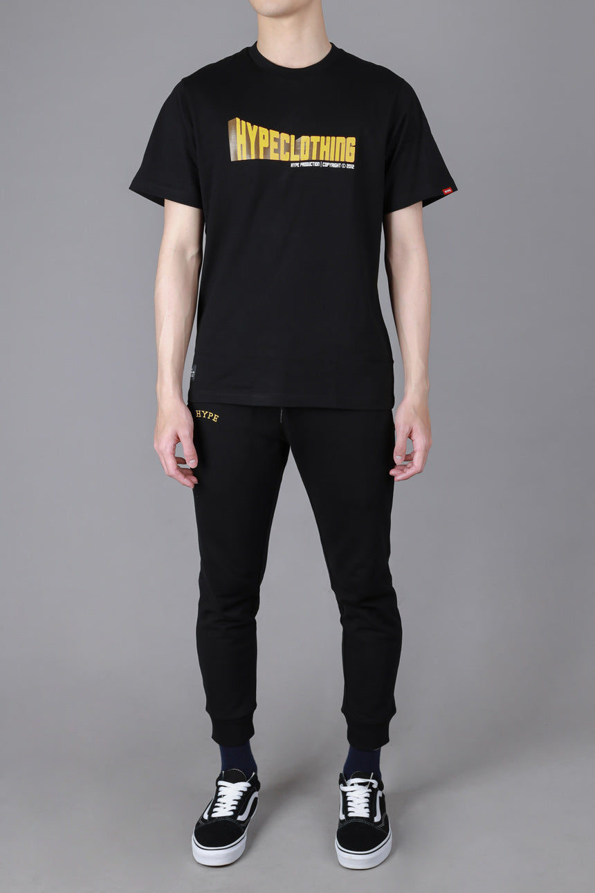 Seasonal Blaine Short Sleeve Tee | Black