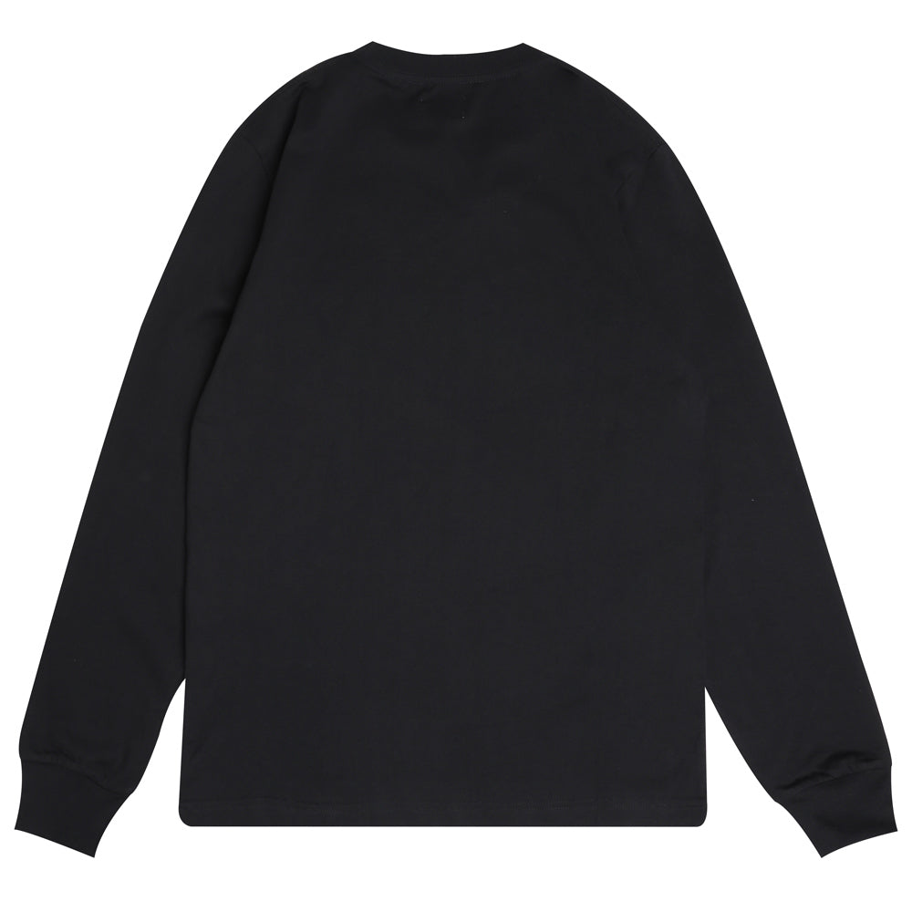 Seasonal Blake Long Sleeve Tee | Black