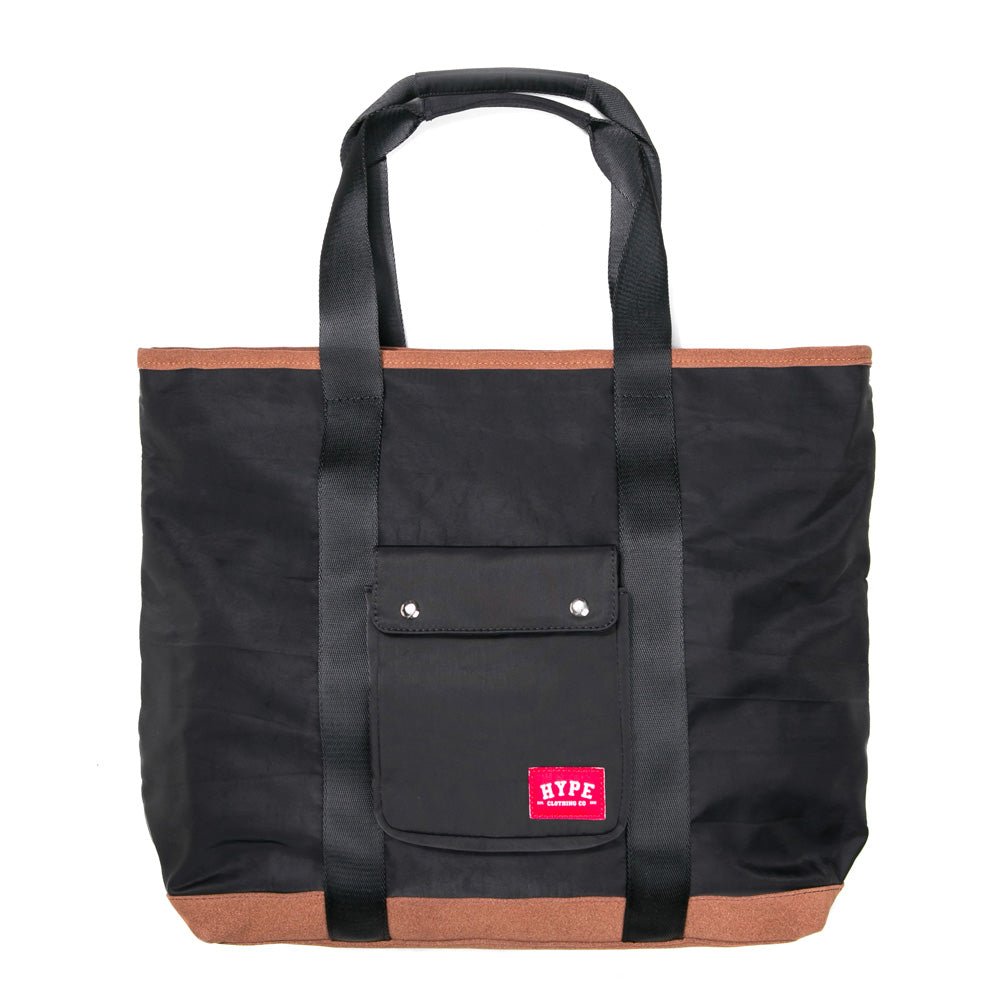 Seasonal Cuby Tote Bag | Black