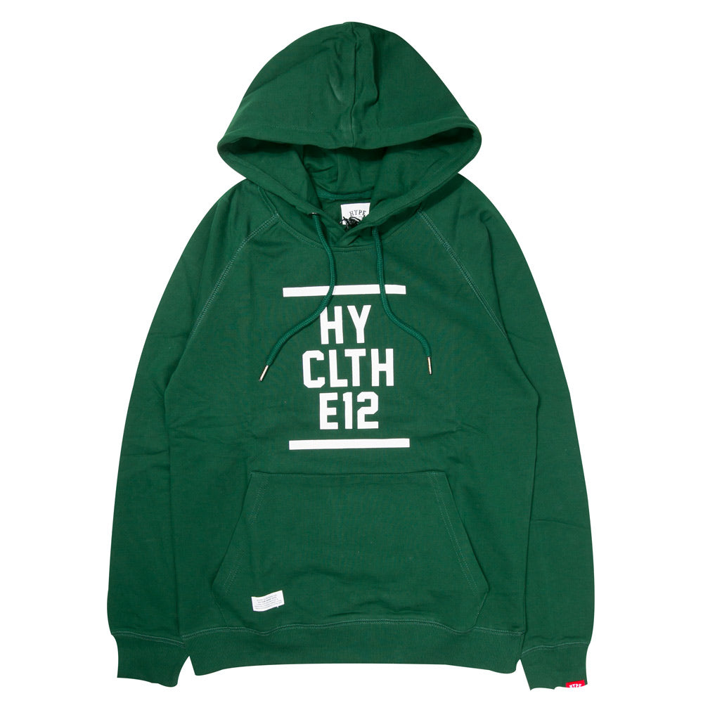 Seasonal Esther Pullover Hoodie | Green