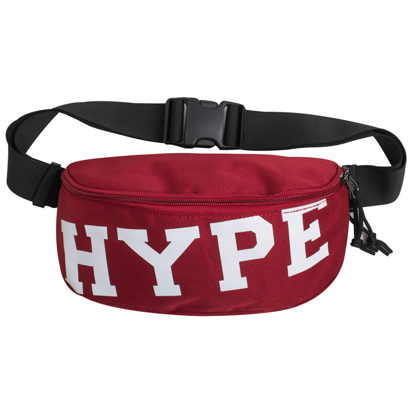 Seasonal Everett Waist Pouch Bag | Maroon