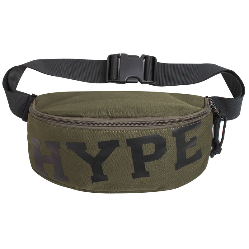 Seasonal Everett Waist Pouch Bag | Olive
