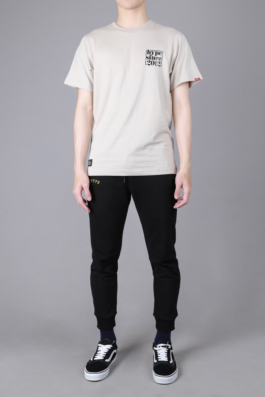 Seasonal Gavin Short Sleeve Tee | Stone