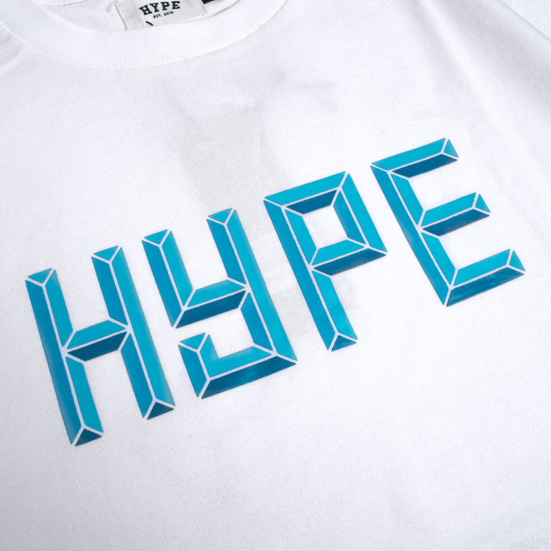 Seasonal Hayden Short Sleeve Tee | White