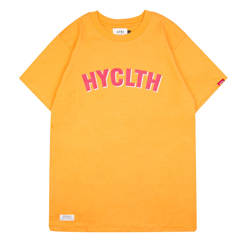 Seasonal Kason Short Sleeve Tee | Mustard
