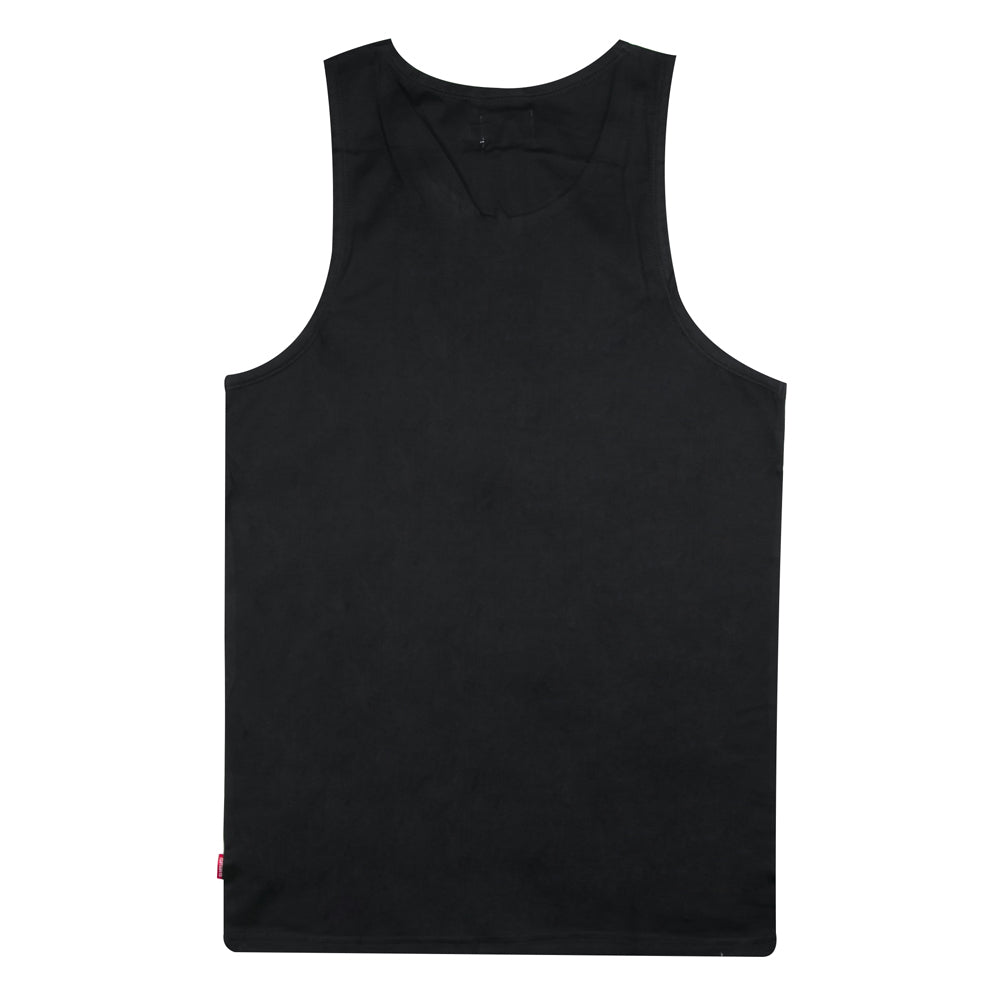 Seasonal Kyra Tank Top | Black