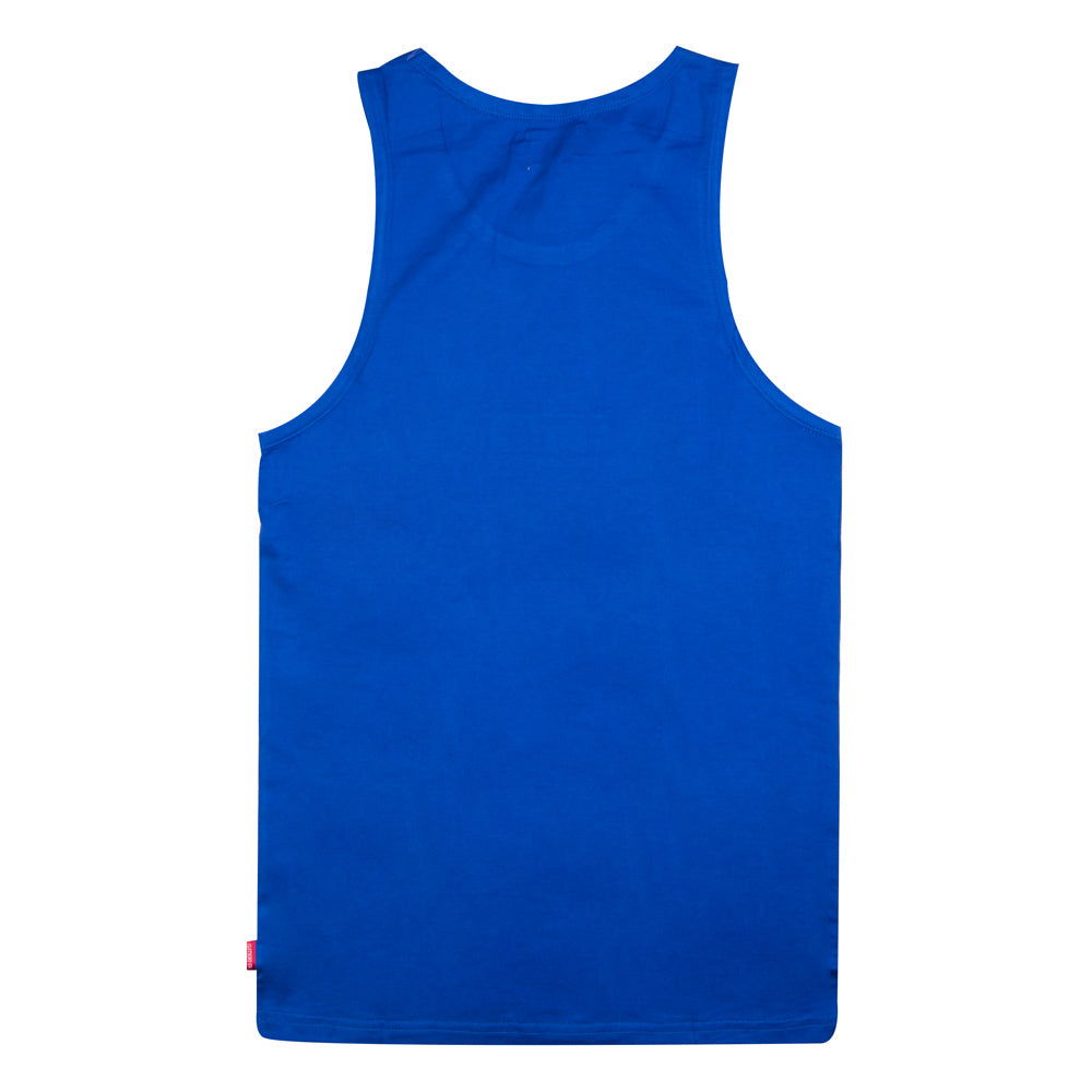 Seasonal Kyra Tank Top | Blue