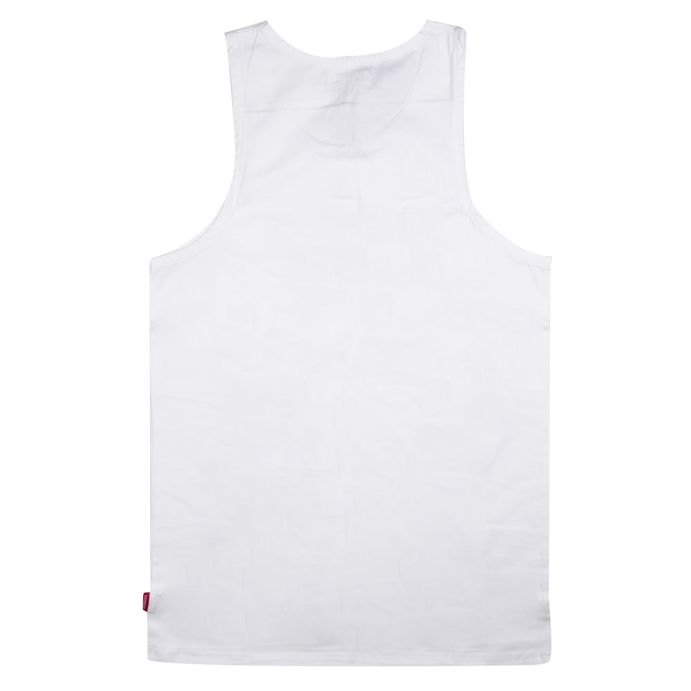 Seasonal Kyra Tank Top | White
