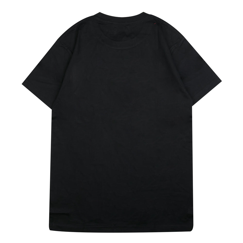 Seasonal Cyrus Short Sleeve Tee | Black