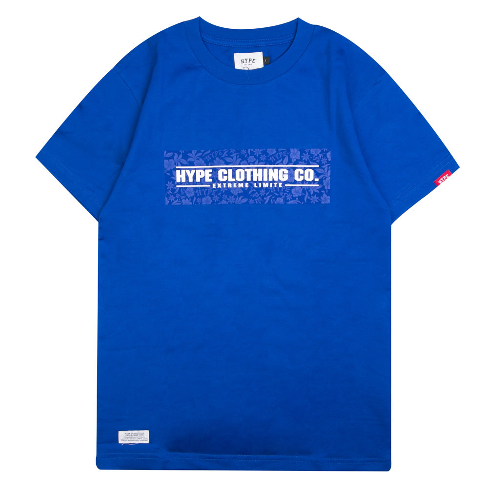 Seasonal Cyrus Short Sleeve Tee | Blue