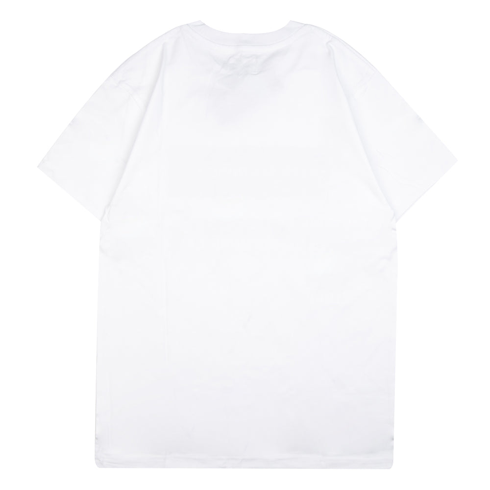 Seasonal Cyrus Short Sleeve Tee | White
