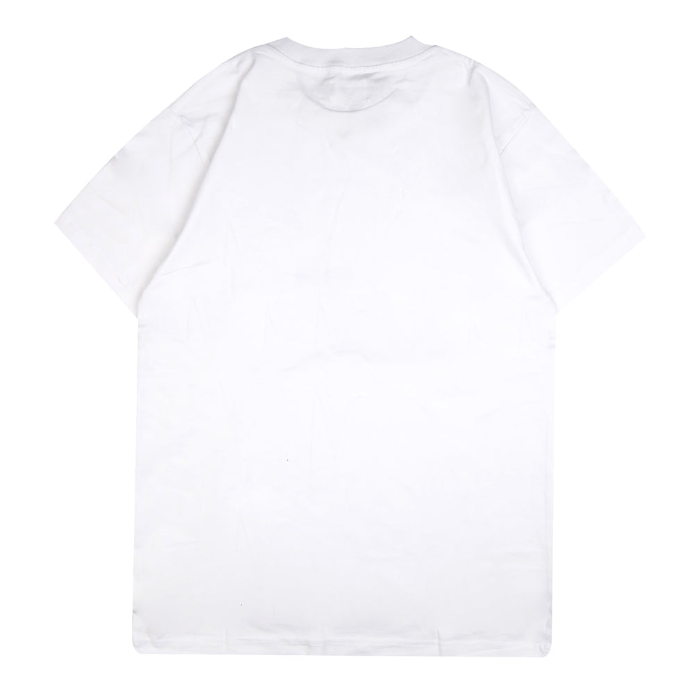 Seasonal Ray Short Sleeve Tee | White