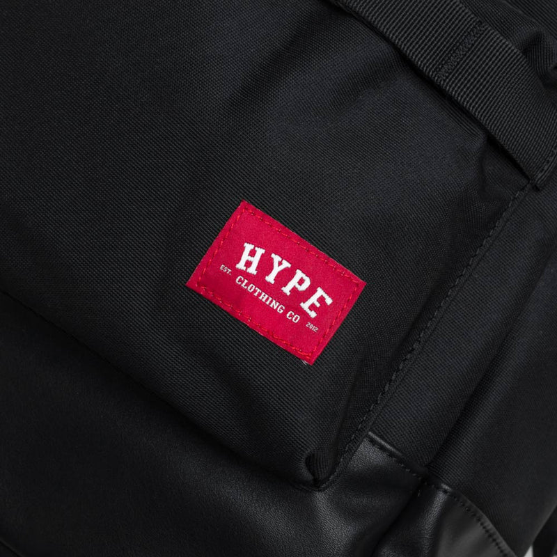 Seasonal Roomy Backpack | Black