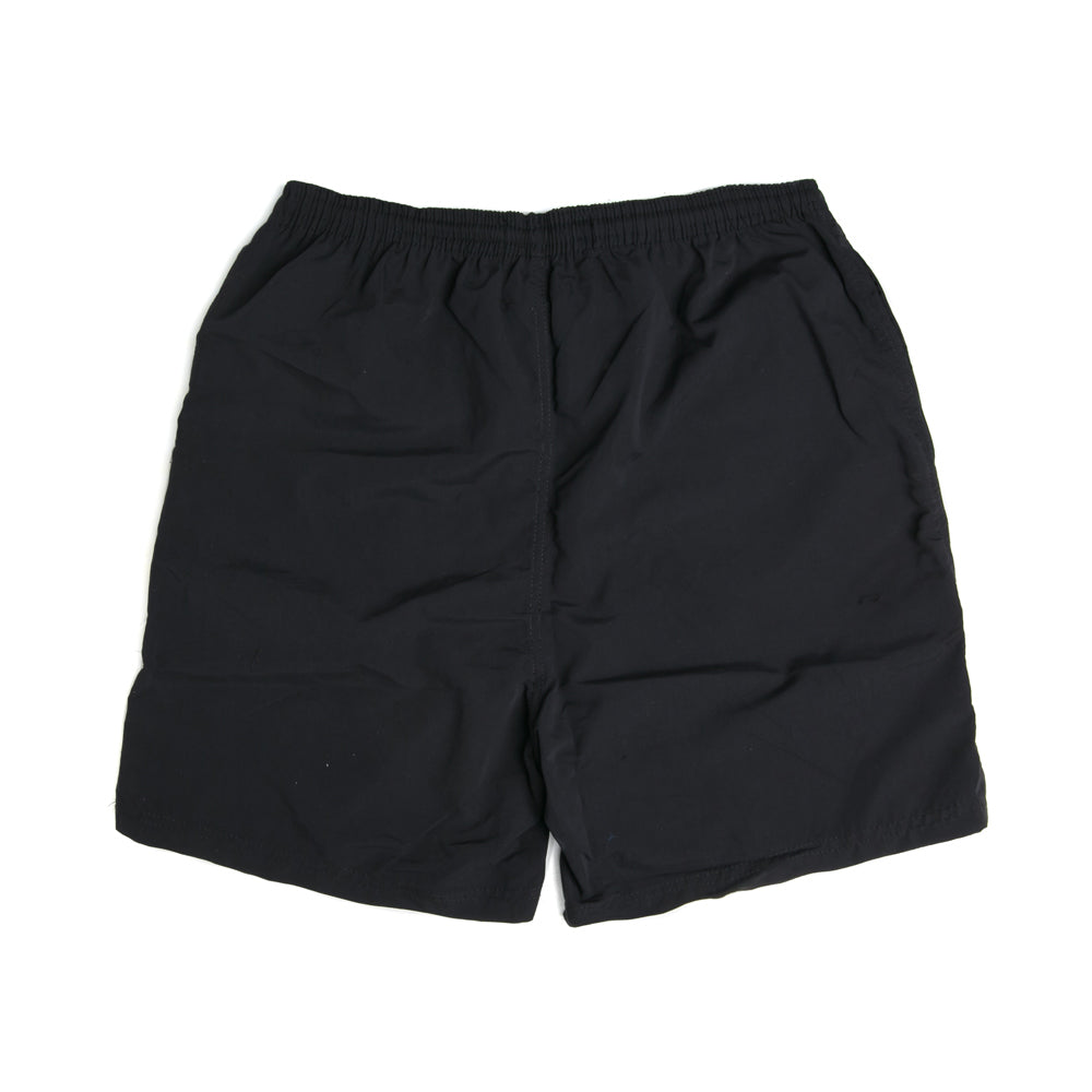 Seasonal Surf Drawstring Easy Shorts | Black