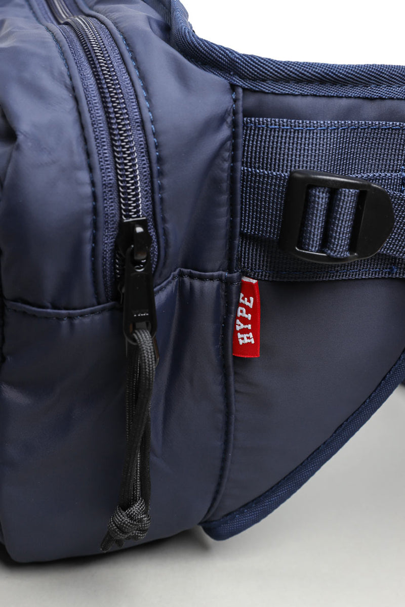 Seasonal Waist Pouch Bag | Navy