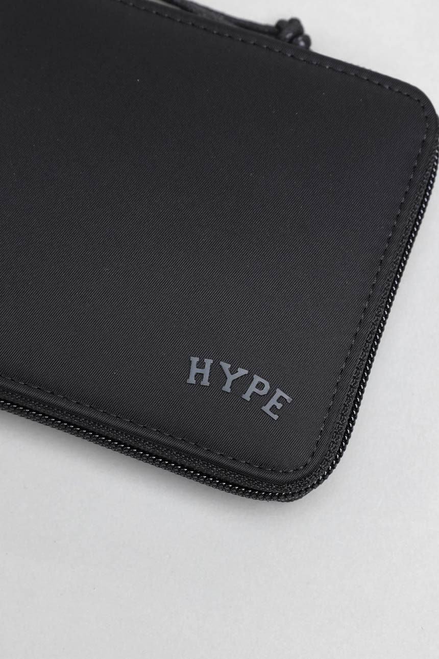 Seasonal Wallet | Black