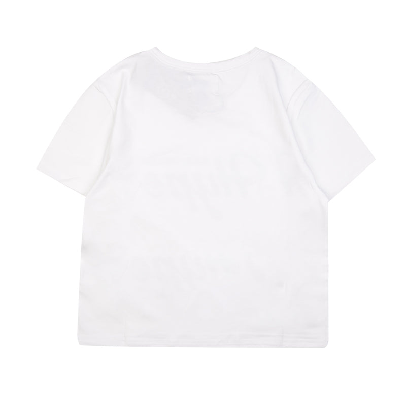 Seasonal Women Jace Crop Top | White