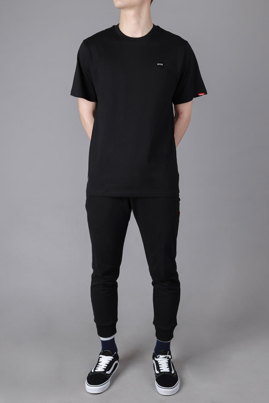 Signature Brigadier Short Sleeve Tee | Black