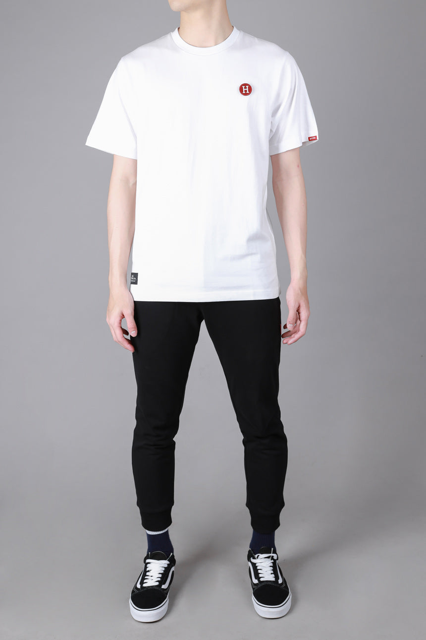 Signature Brigadier Short Sleeve Tee | White