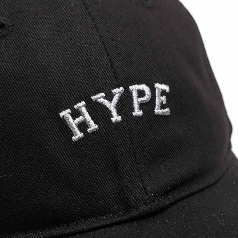 Signature Captain Cap | Black