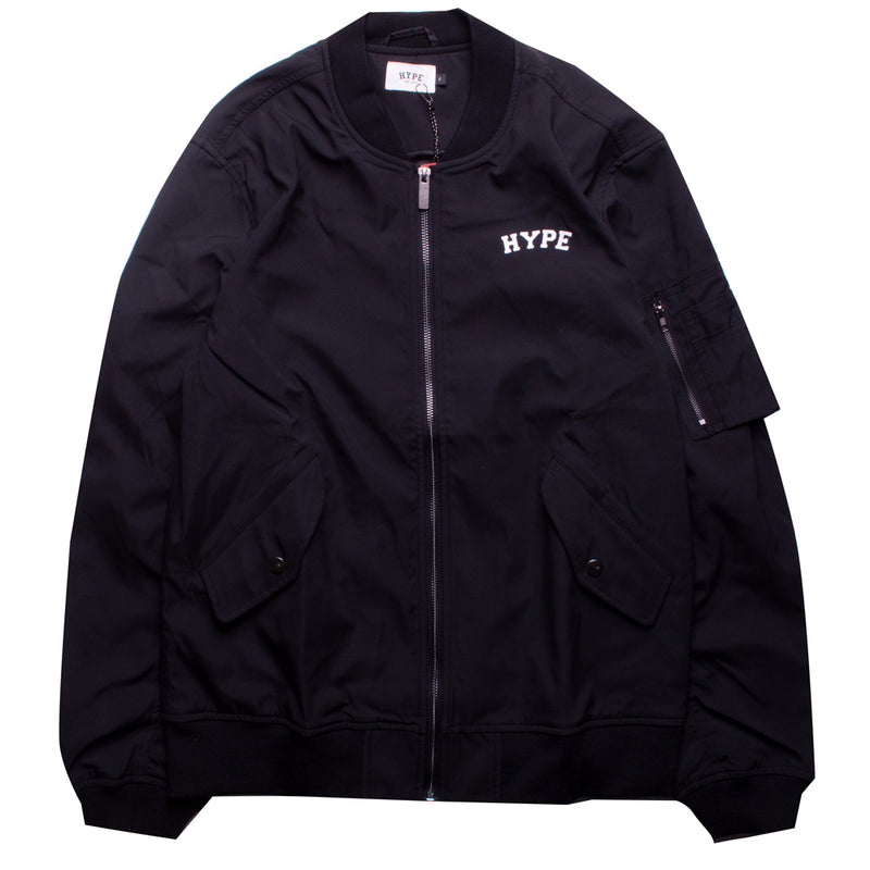 Signature Chief MA1 Jacket | Black
