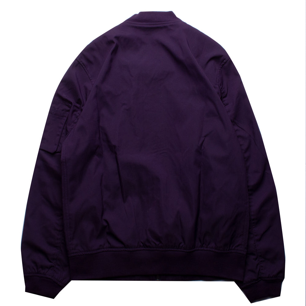 Signature Chief MA1 Jacket | Purple