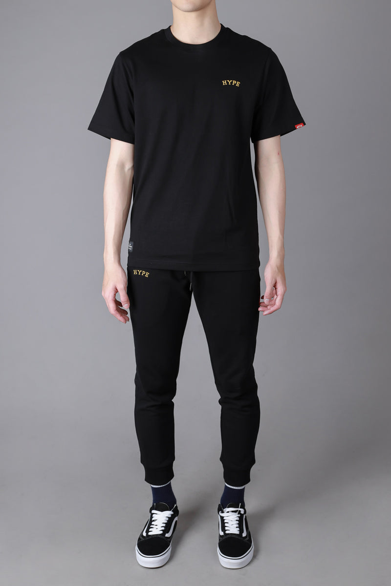 Signature Chief Short Sleeve Tee | Black