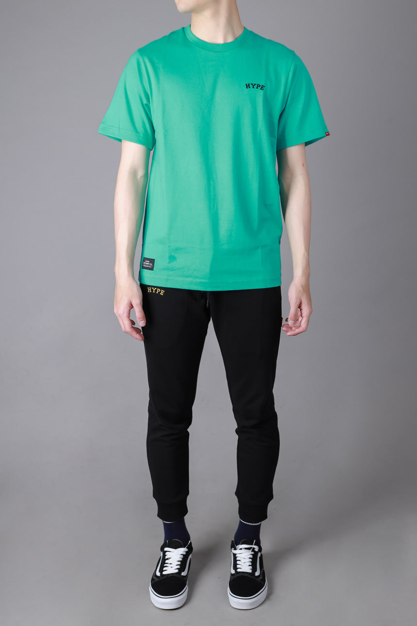 Signature Chief Short Sleeve Tee | Light Green