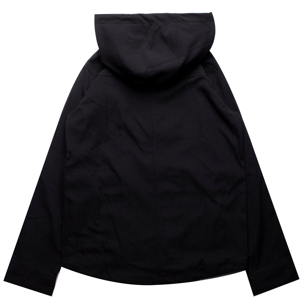 Signature Chief Windbreaker Jacket | Black