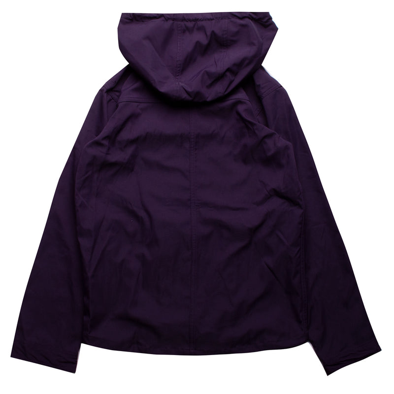 Signature Chief Windbreaker Jacket | Purple