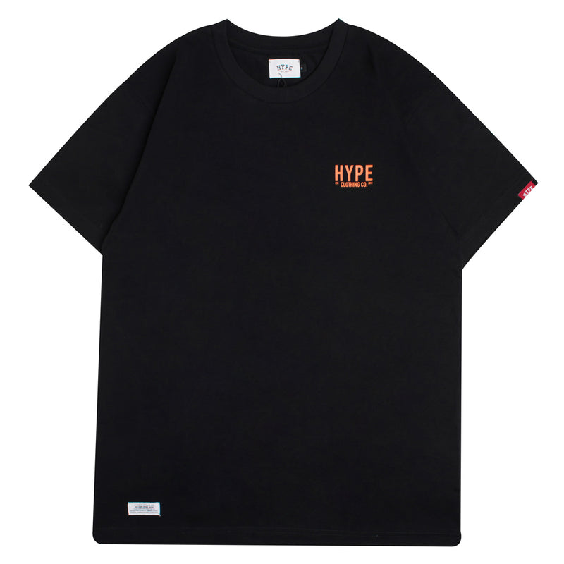 Signature Colonel Short Sleeve Tee | Black