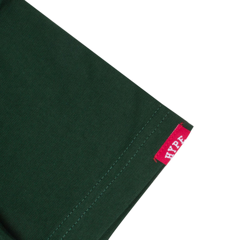 Signature General Pocket Short Sleeve Tee | Green