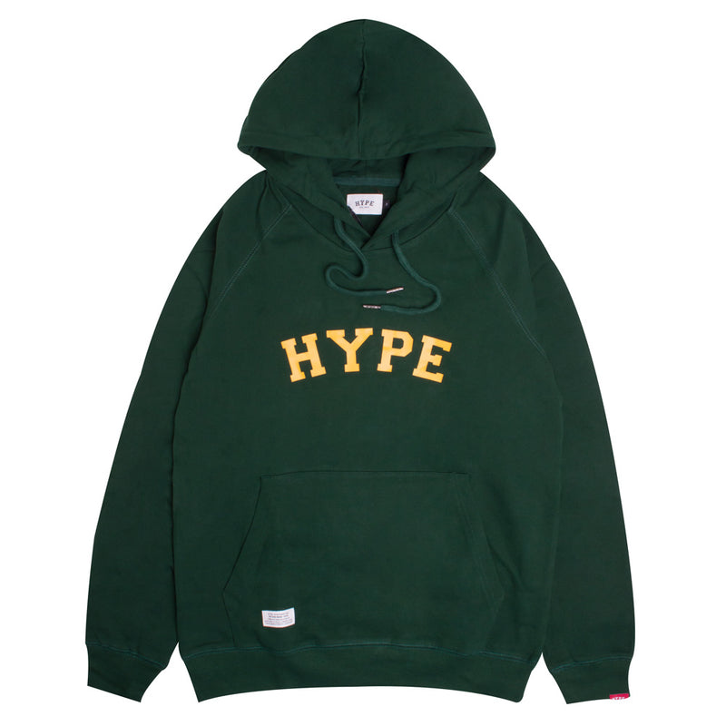 Signature General Pullover Hoodie | Green