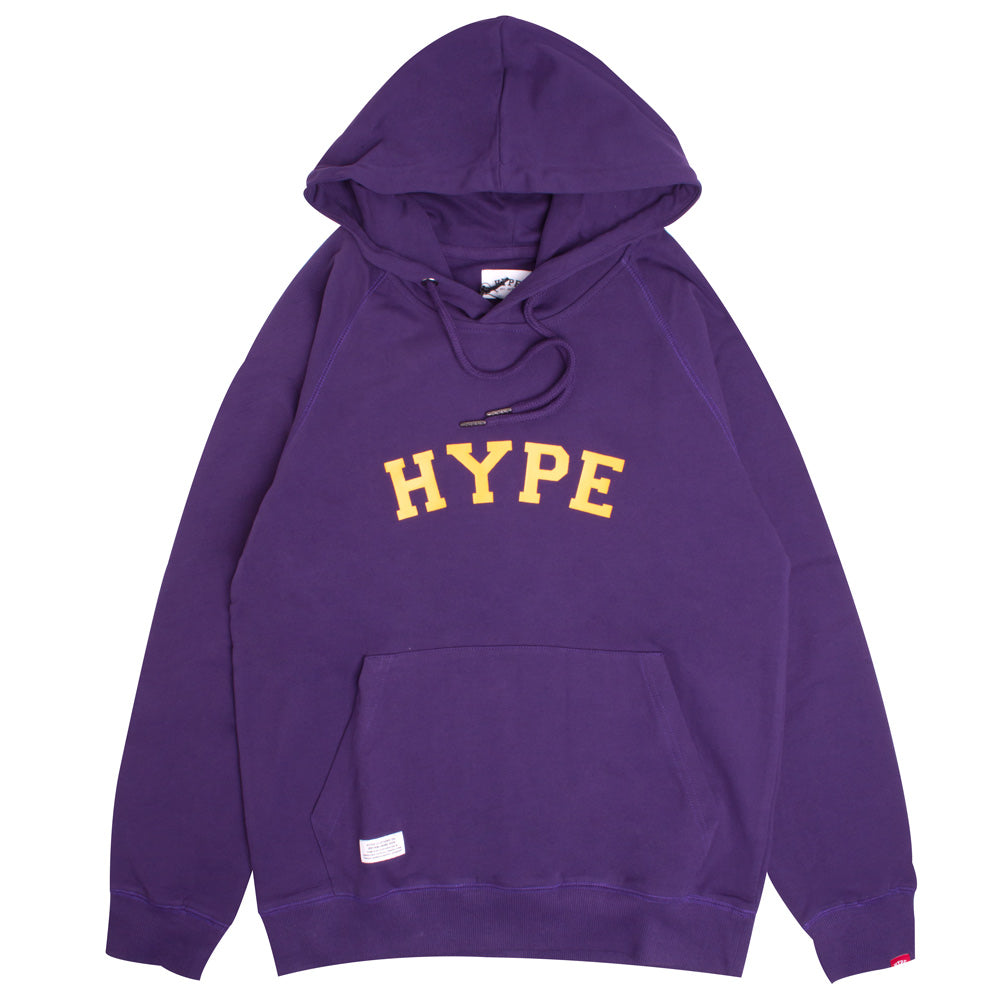 Signature General Pullover Hoodie | Purple