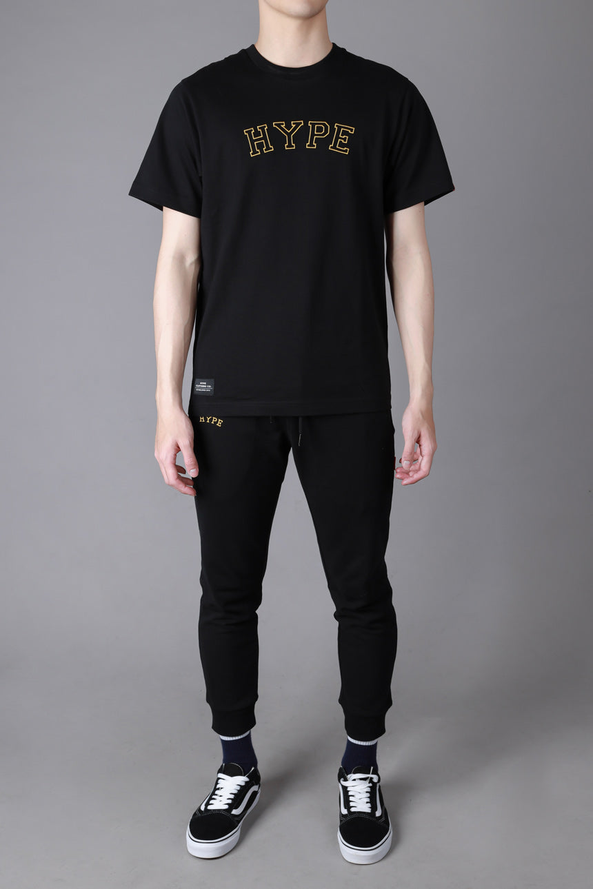 Signature General Short Sleeve Tee | Black