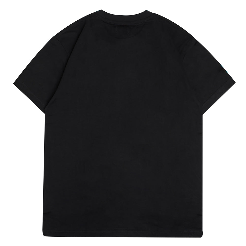 Signature Major Pocket Short Sleeve Tee | Black