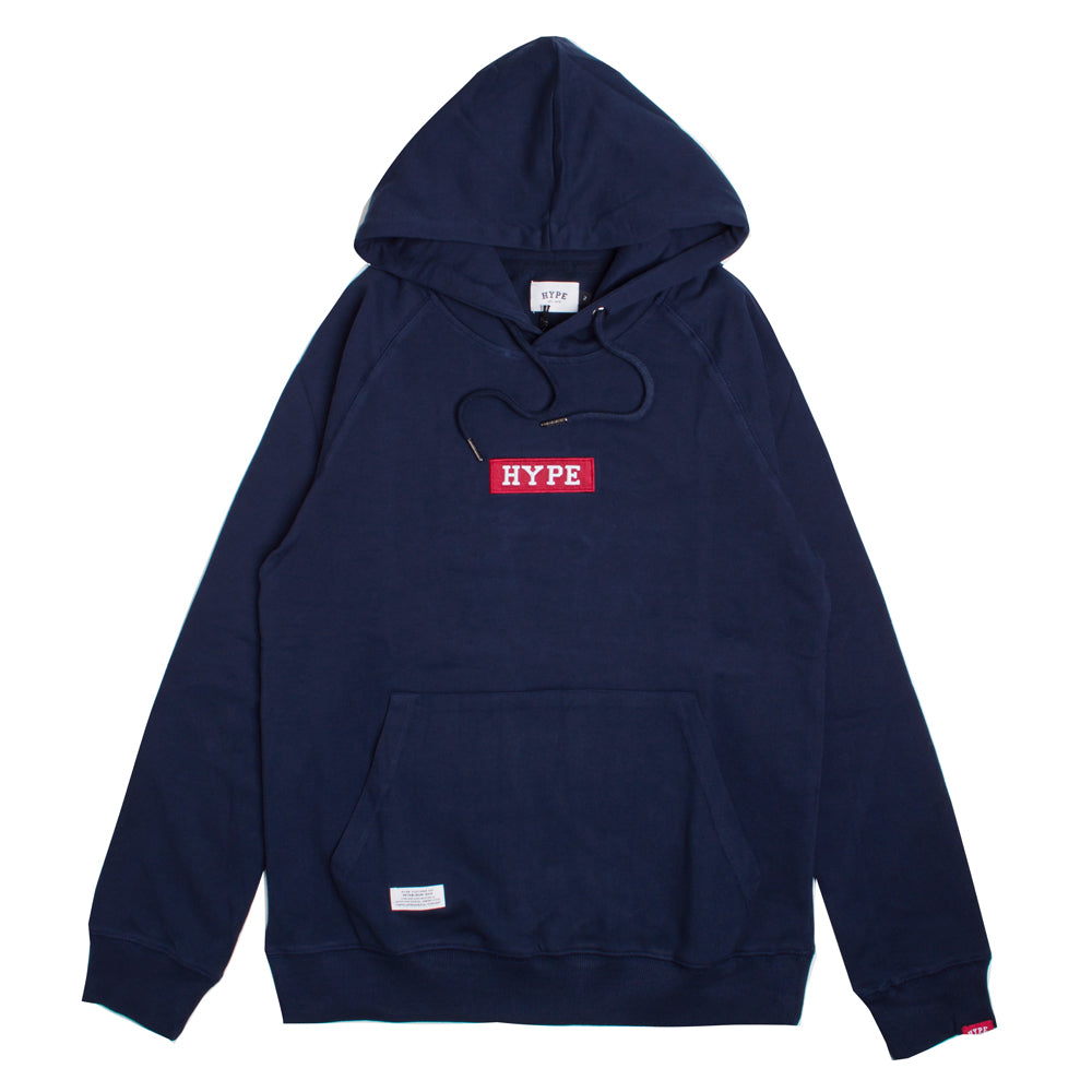 Signature Major Pullover Hoodie | Navy