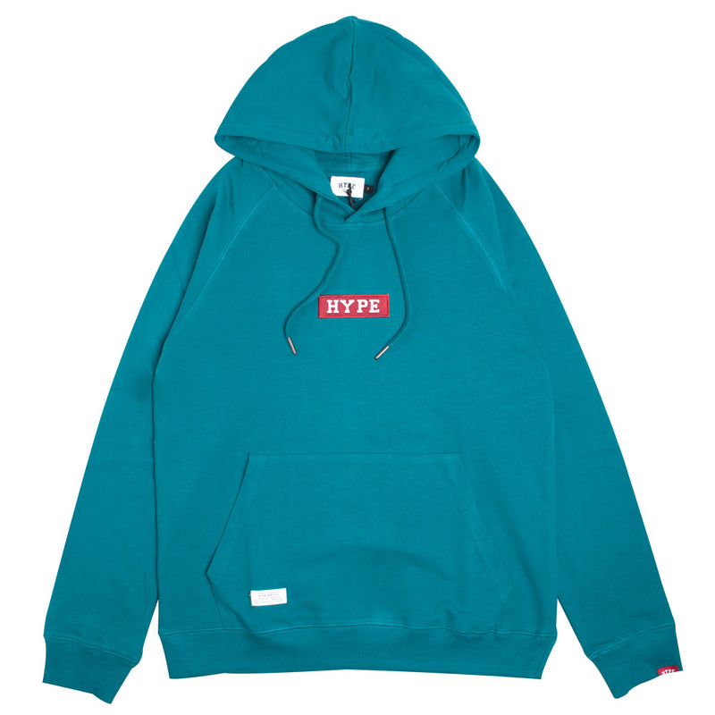 Signature Major Pullover Hoodie | Turquoise