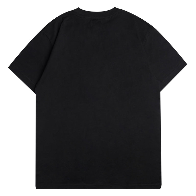 Signature Major Short Sleeve Tee | Black