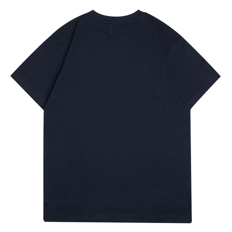 Signature Major Short Sleeve Tee | Navy